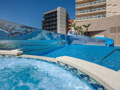 Hotel RH Vinaros Playa | POOL